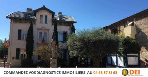Diagnostic immobilier Cabestany